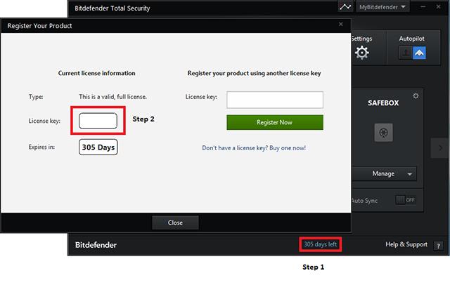 bitdefender mobile security premium key crack