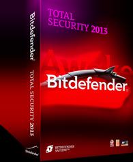 Software Bitdefender Total Security 2013